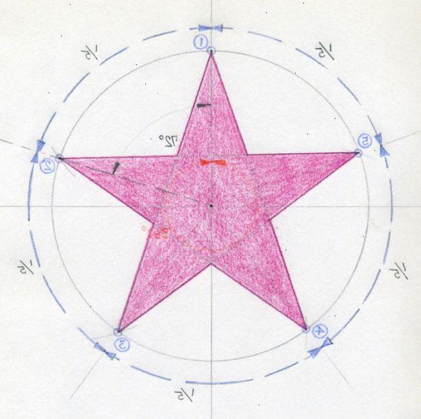 Genoeg Hoe maak je een ster te tekenen – WKINL &LW23