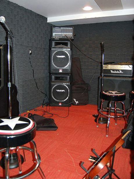 Uitzonderlijk Hoe maak je een geluidsdichte kamer te bouwen – WKINL DX93